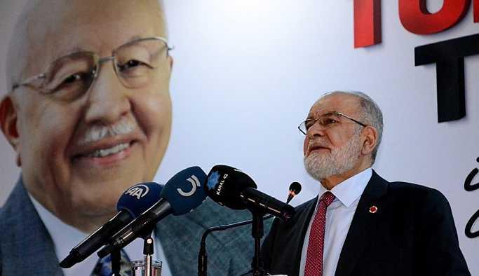 Karamollaoğlu, cumhurbaşkanı adaylığı başvurusu yaptı: Güneş balçıkla sıvanmaz