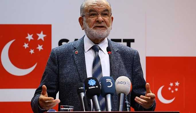 Karamollaoğlu'ndan '4'lü ittifakta HDP neden yok' sorusuna yanıt