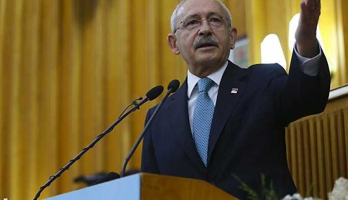 Kılıçdaroğlu'ndan Bahçeli'ye: FETÖ'yle işbirliği yapanlar seçmeni suçluyor