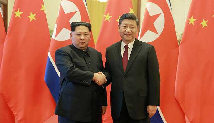 Kuzey Kore lideri Kim yeniden Çin'e mi gitti?
