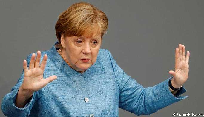 Merkel: ABD ile ilişkiler önemini koruyacak