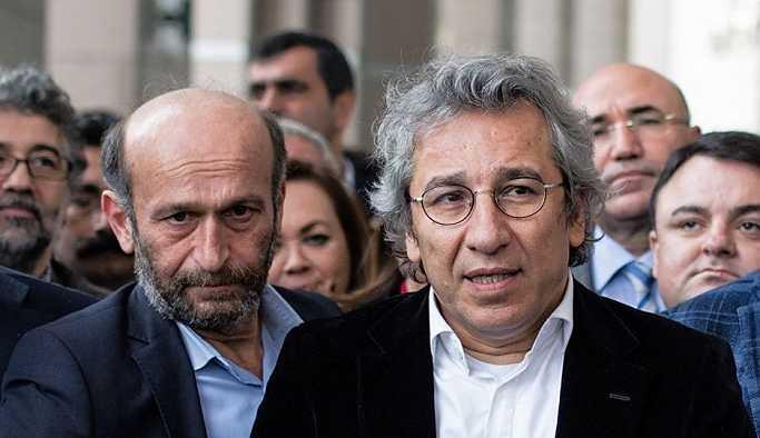 MİT TIR'ları davasında Dündar ve Gül'ün dosyaları ayrıldı