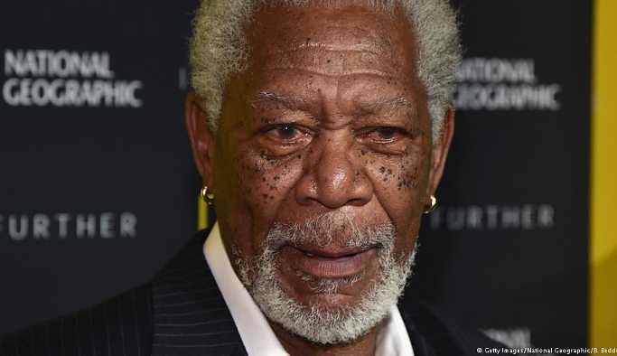 Morgen Freeman'a cinsel taciz suçlaması
