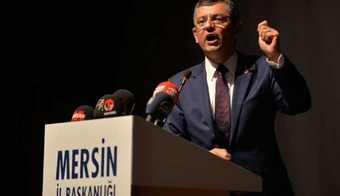 Özgür Özel'den Erdoğan'a 'B, C planı' yanıtı: Elbette gideceksin