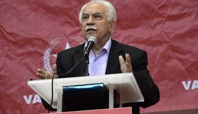 Perinçek: HDP için tek çıkış yolu üyelerin Vatan Partisi'ne katılmasıdır
