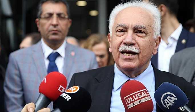 Perinçek'in HDP açıklaması sonrası VP'den 90 istifa