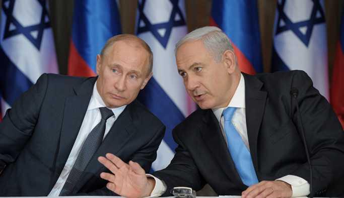 Putin ve Netanyahu, İran'ın 'gizli nükleer programını' görüştü