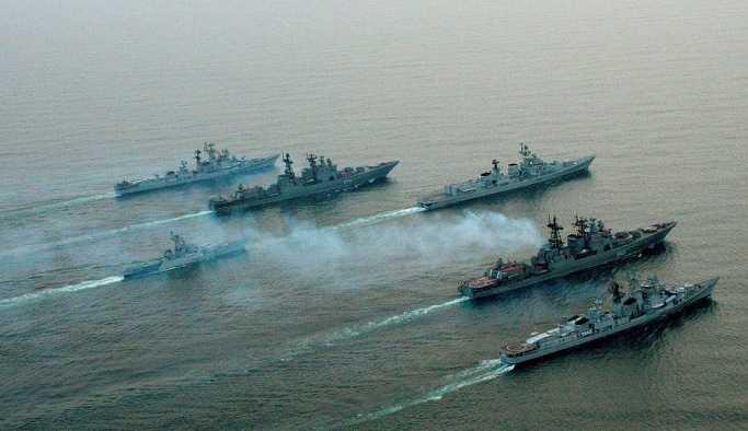 Rus Donanması'na yeni füze gemisi geliyor