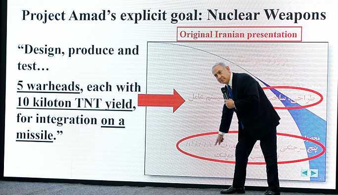 Rusya: Netanyahu'nun İran'ın nükleer programıyla ilgili belgeleri teyide muhtaç