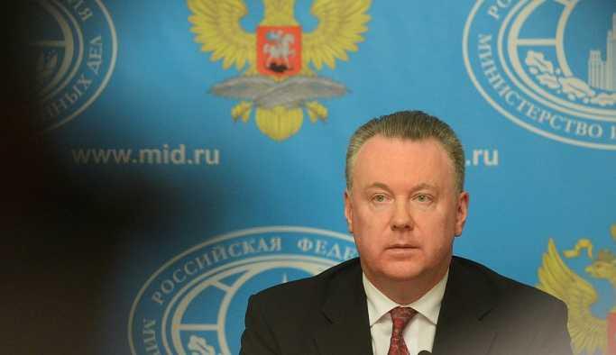 Rusya'nın AGİT yetkilisi: RİA Novosti Ukrayna Genel Yayın Yönetmeni derhal serbest bırakılmalı
