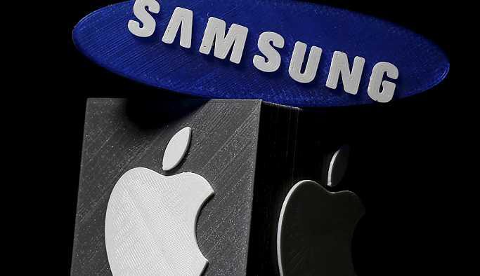 Samsung, yeni reklamında Apple'ı taşa tuttu