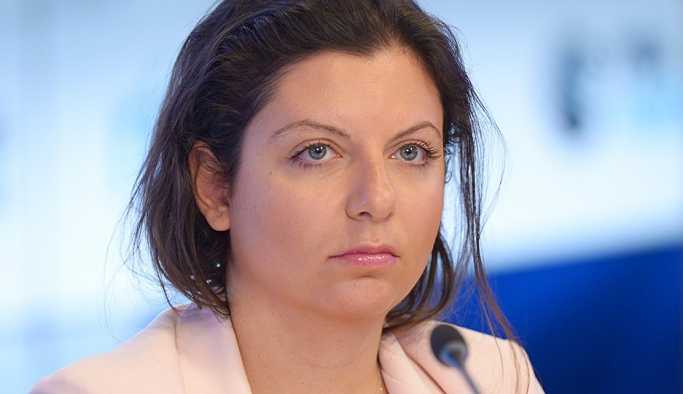Simonyan: Gözaltına alınan RİA Novosti Ukrayna yetkilisi için mücadele edeceğiz