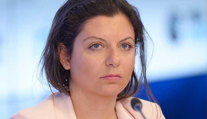 Simonyan: RİA Novosti Ukrayna yetkilisinin tutuklanması Avrupa'nın değerlerine aykırı