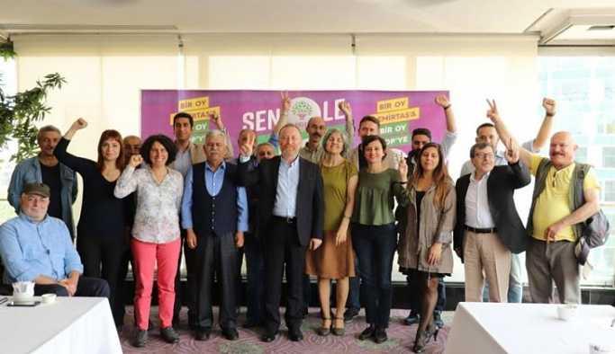 Sol, sosyalist partilerden HDP'ye destek