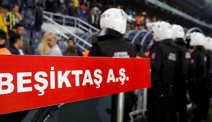 Tahkim Kurulu'ndan Beşiktaş'ın itiraz başvurusuna ret