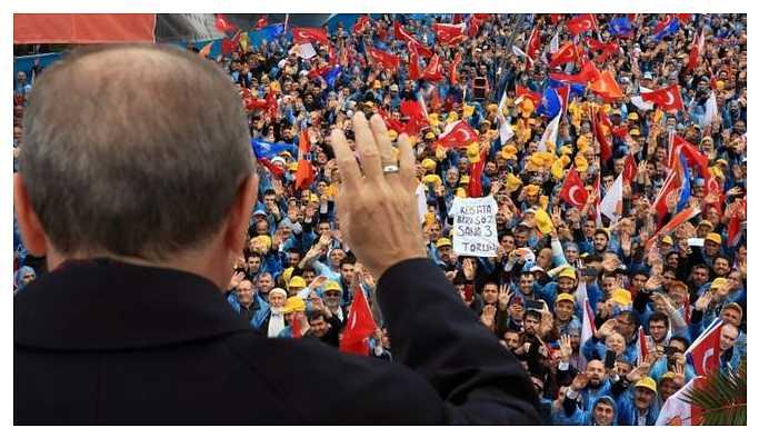 Times gazetesi: Türkiye'deki seçimler ne özgür ne de adil olacak