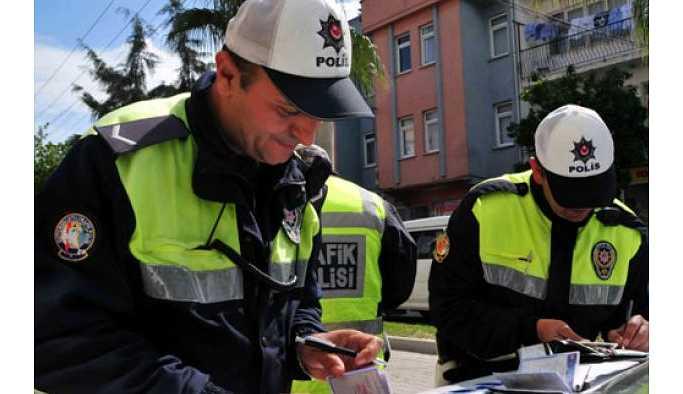 Trafik cezalarında değişiklik