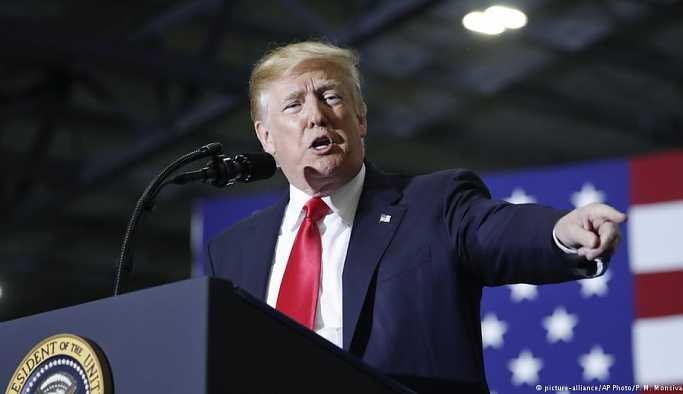 Trump: ABD İran nükleer anlaşmasından çekilecek