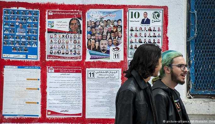 Tunus'ta ilk yerel seçim