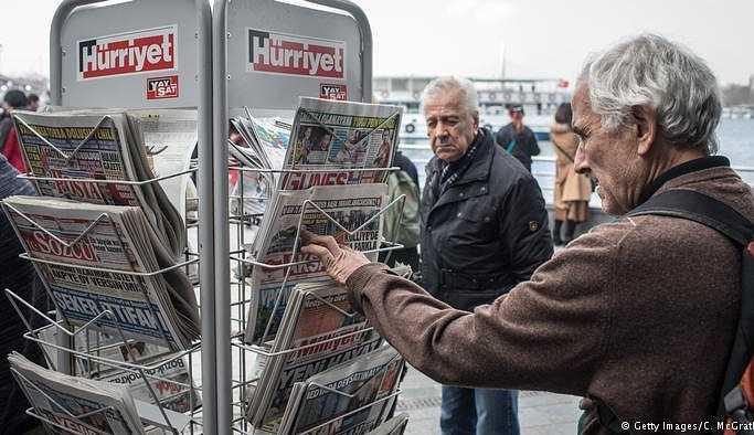Türkiye'de gazetecilerin sansür ve otosansürle sınavı
