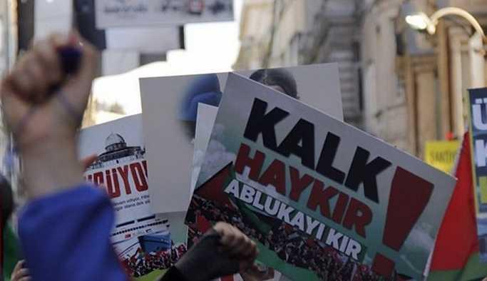 Yenikapı'daki miting, Kudüs için değil seçim için yapılıyor