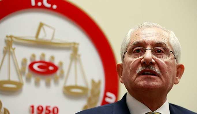 YSK: 7 liderden 4'ünün cumhurbaşkanı adayı olmak için imza toplama başvurusu kabul edildi