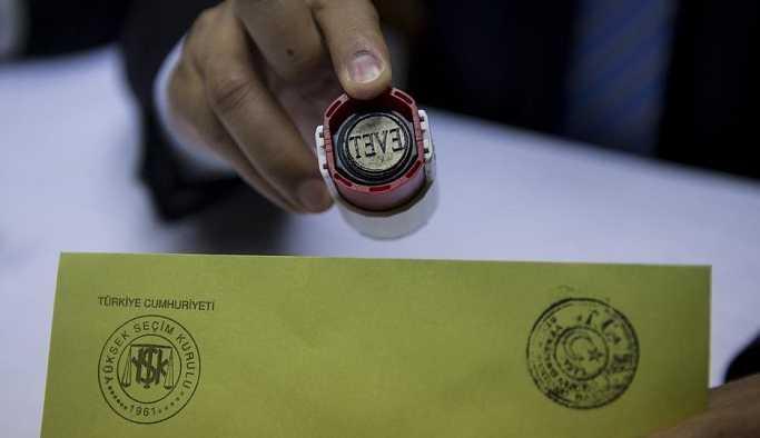 YSK, siyasi partilere gönderdiği resmi yazıda seçim tarihini yanlış yazdı