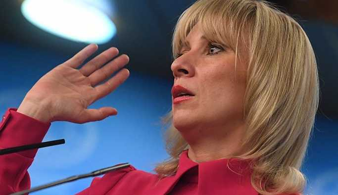 Zaharova: KOEP, uygulanması gereken bir anlaşma