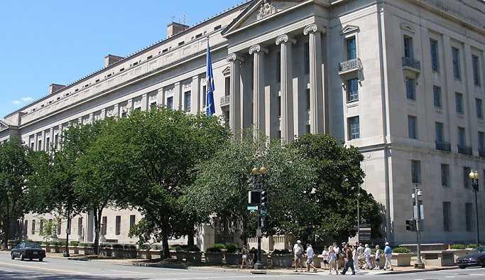 ABD Adalet Bakanlığı'nda silahlı saldırgan alarmı