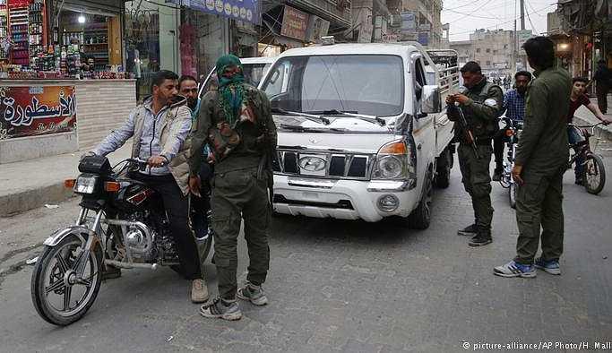 ABD: YPG Fırat'ın doğusuna çekilecek