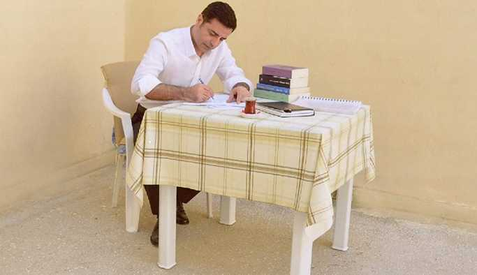 AGİT-PA heyeti cezaevinde Demirtaş'la görüştü