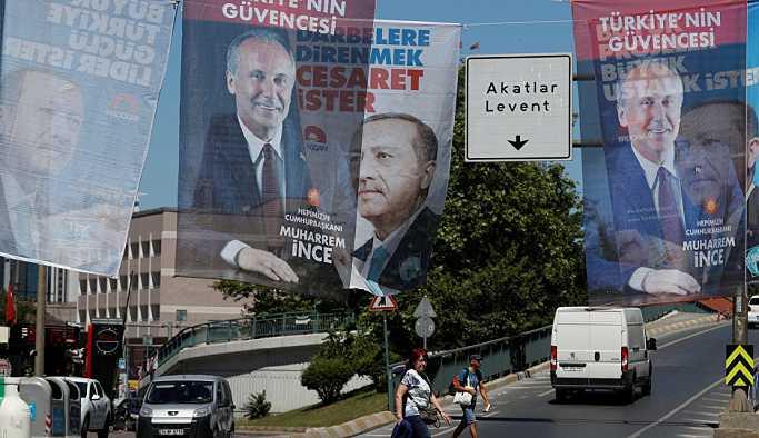 AGİT: Seçim kampanyaları eşit koşullarda yürütülmedi