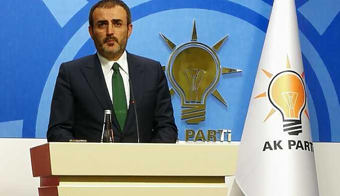 AKP Sözcüsü Ünal: Partililerimize ve seçmenlerimize itidal çağrısı yapıyorum
