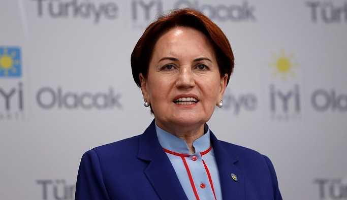 Akşener: Beni Gülen'le görüştüren MHP Genel Başkan Yardımcısı'dır