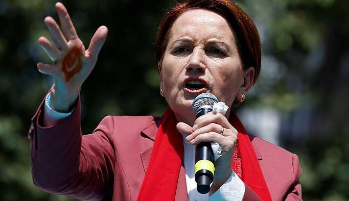 Akşener: Berlusconi ile ahbap oldular fındığın içine tükürdüler