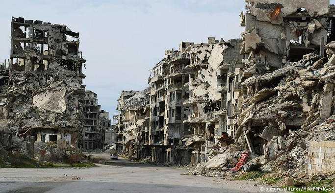 Almanya'da Esad'ın istihbarat şefine yakalama emri
