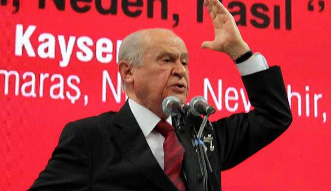 Bahçeli'den AKP'li adaylara: Gücünüz yetmeyecek