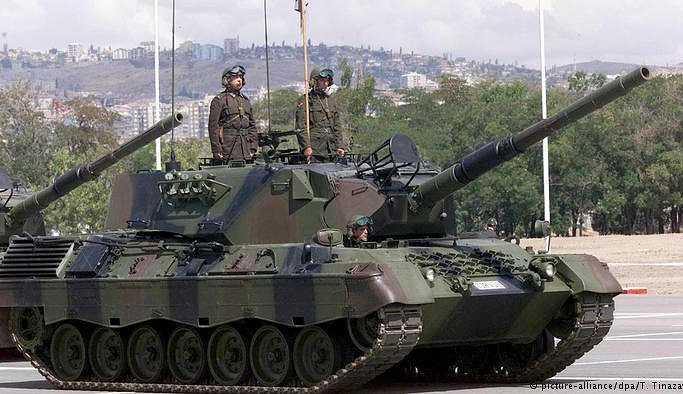Barış raporu: Almanya Türkiye'ye silah ihracatına ara vermeli
