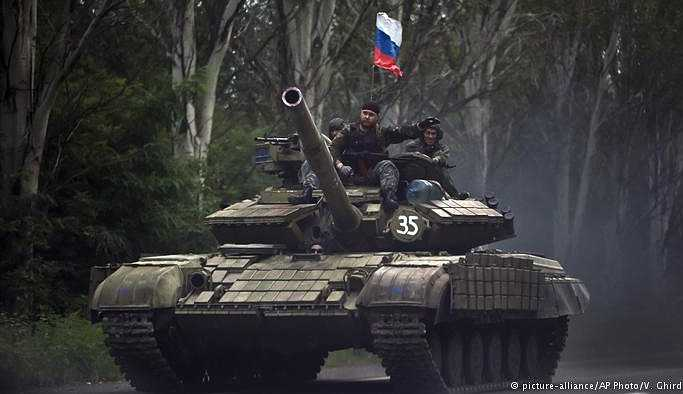 BM: Ukrayna'dan ağır silahlar çekilsin
