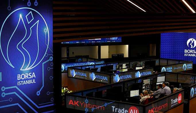 Borsa İstanbul, son 1 yılın en düşük puanında