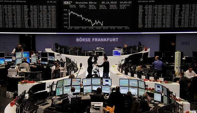Borsa, Moody's'in not indirme kararının ardından düştü