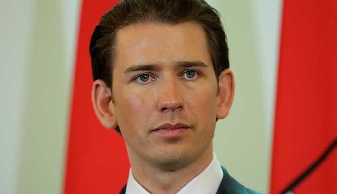Cami kapattıran Avusturya Başbakanı'na tehditler yağdı