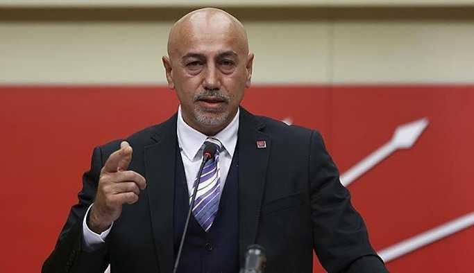 CHP'li Aksünger: CHP'nin genel başkanı ve yöneticiler sınıfta kaldı