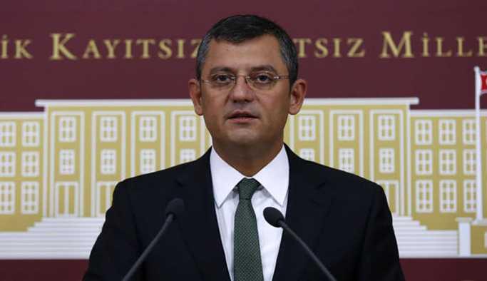 CHP'li Özel: Gülen dosyalarında usül hataları bulundu