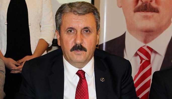 Destici: HDP kapatılmalı