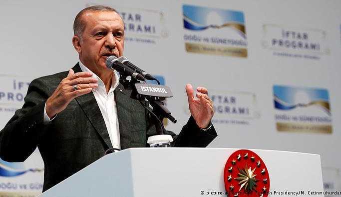 Erdoğan'dan Avusturya'nın cami kapatma kararına tepki