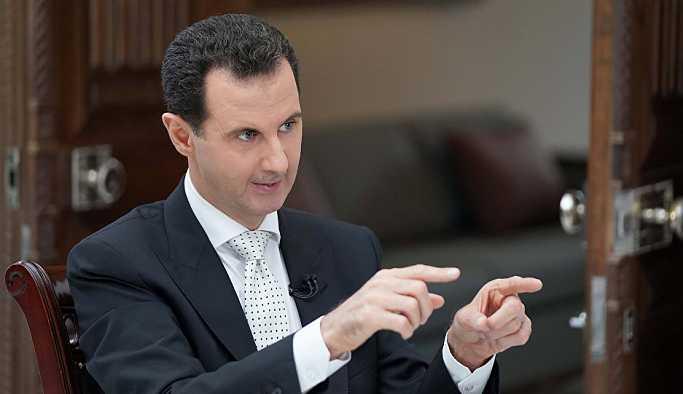 Esad: Rusya hiçbir zaman kimseyle Suriye karşıtı işbirliği yapmadı
