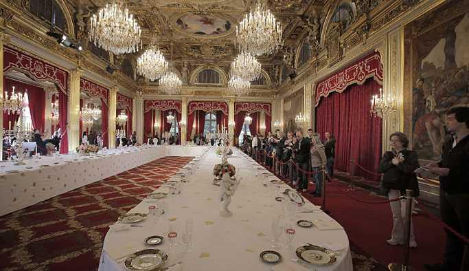 Fransa Cumhurbaşkanlığı Sarayı Elysee ticari marka olarak tescillendi
