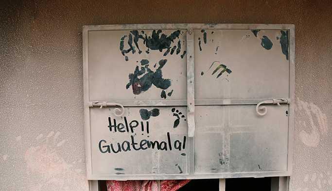 Guatemala'daki yanardağ felaketinde ölü sayısı 75'e çıktı