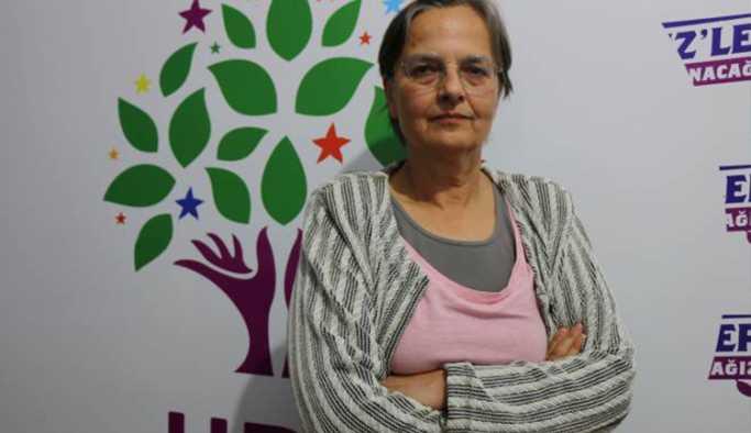 HDP adayı Ayşe Berktay: Karşımızda bir erkeklik ittifakı ve cephesi var